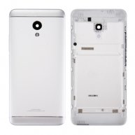 For Meizu M5s / Meilan 5s Original Battery Back Cover(Silver)