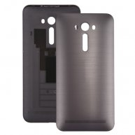 Back Battery Cover for 5.5 inch Asus Zenfone 2 Laser / ZE550KL(Silver)