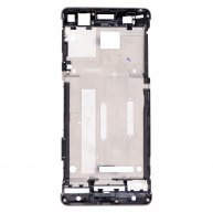 For Sony Xperia XA Middle Frame Front Housing - Black