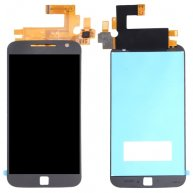 For Motorola Moto G4 Plus LCD Screen + Touch Screen Digitizer Assembly(Black)