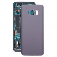 For Samsung Galaxy S8+ / G955 OR Battery Back Cover (Orchid Gray)