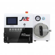 The newest KO-MAX lcd vacuum laminating with air bubble removing machine