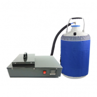 liquid nitrogen Freezer Separator Machine 2 in 1 Kit (This product tank no including Liquid nitrogen)---Voltage 110v/220v