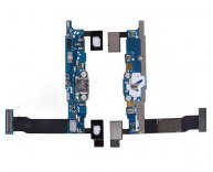Charging Port with Flex Cable for Samsung Galaxy Note IV N910V(REV 0.6C)