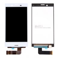 For Sony Xperia X Compact Original LCD Screen + Touch Screen Digitizer Assembly(White