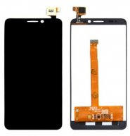 LCD Screen + Touch Screen Digitizer Assembly for Alcatel One Touch Idol S / 6034 / 6034R / OT6034(Black)
