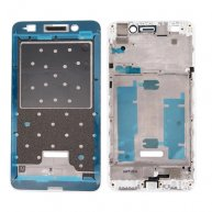 For Huawei Honor 5A/Y6 II Front Housing LCD Frame Bezel Plate(White)