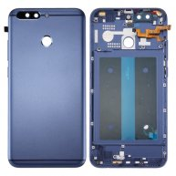 For Huawei Honor V9/Honor 8 Pro Battery Back Cover (Navy Blue)