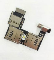 For Motorola G 2nd For MOTO G2 Sim card holder slot Flex Cable