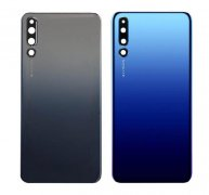 OR Quality For Honor Magic 2 Battery Back Cover with Camera Lens(Blue)