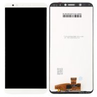 LCD Screen and Digitizer Full Assembly for Huawei Honor Play 7C(White)