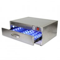 84W LED UV Curing Box Machine Drawer Type Lamp Repair Tool for Cell Phone Curing