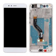 For Huawei P10 Lite LCD Screen + Touch Screen Digitizer Assembly with Frame(White)