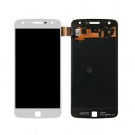 For Motorola Moto Z Play Original LCD Screen + Original Touch Screen Digitizer Assembly(White)
