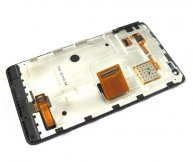 For nokia Lumia 900 Complete Screen Assembly with Bezel