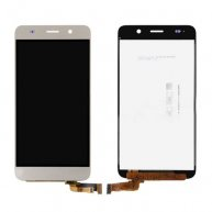 For Huawei Honor 4A / Y6 LCD Screen + Touch Screen Digitizer Assembly(Gold)
