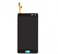 For HTC Desire 600 LCD Screen and Digitizer Assembly - Black