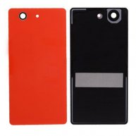 Back Cover Battery Door for Sony Z3 mini/ Z3 Compact D5803/ D5833(for SONY)(for XPERIA) - Red