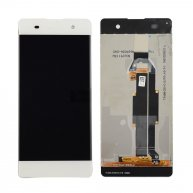 LCD Screen with Touch Screen Assembly For Sony XA Ultra-White