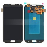 LCD Assembly with Touch Screen Digitizer Repair Part for Samsung Galaxy Note II 2 N7105 LTE - Grey