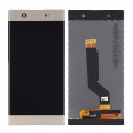 For Sony Xperia XA1 Ultra LCD Screen + Touch Screen Digitizer Assembly(Gold)