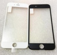 3 in 1 OR Quality Front Glass Lens+Frame+OCA Sticker For Iphone 6 4.7""