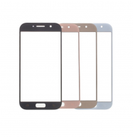 High Quality Front Glass Lens with OCA Sticker For Samsung A5(2017)/A520