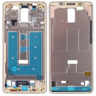 Front Housing LCD Frame Bezel Plate for Huawei Mate 10 Pro (Gold)