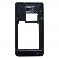Middle Cover for Samsung I9105 Galaxy S II Plus -Black