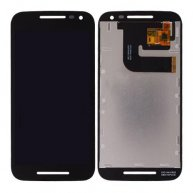 LCD Screen Display with Digitizer Touch Panel for Motorola Moto G3 XT1540 - Black