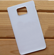 Back Cover for Samsung I9105 Galaxy S II Plus -White