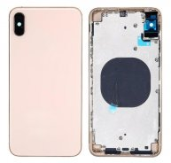 Battery Cover Back Housing Glass with Middle Frame For iPhone XS Max