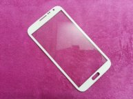 For samsung Galaxy S Note II N7100 Touch Lens -White