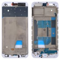For OPPO R11 Front Housing LCD Frame Bezel Plate(White)