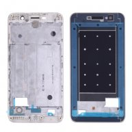 For Huawei Enjoy 5 Front Housing LCD Frame Bezel Plate(Gold)