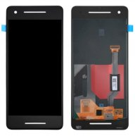 LCD Screen and Digitizer Full Assembly for Google Pixel 2(Black)