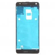 FRONT HOUSING COVER FOR HTC ONE MINI M4 -BLACK