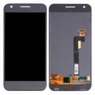 For Google Pixel / Nexus S1 LCD Screen + Touch Screen Digitizer Assembly(Black)