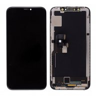 OR Quality for iPhone X LCD Screen Display with Touch Digitizer Panel and Frame