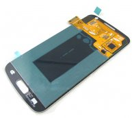 Complete Screen Assembly without Bezel For samsung Galaxy Premier I9260 -White