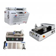 Mobile phone LCD repair machine vacuum lcd separating and laminating machine set
