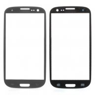 Grey Outer Glass Screen Lens for Sprint Samsung Galaxy S3 SPH-L710