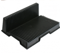 lcd holder plastic tray for mobile phone repairing to hold lcd safely
