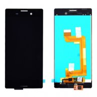 LCD Display + Touch Screen Digitizer Assembly for Sony Xperia M4 Aqua(Black)