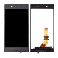 For Sony Xperia XZ OR LCD Screen + Original Touch Screen Digitizer Assembly(Black)
