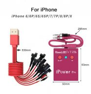 iPOWER LINE WITH ON/OFF SWITCH FOR IPHONE 6G/6P/6S/6SP/7G/7P/8/8P/X