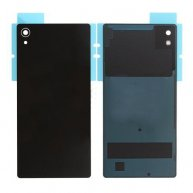 Back Cover Battery Door for Sony Xperia Z3+ Plus E6553/ Z4(for SONY)(for XPERIA) - Black