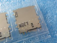 For Samsung Galaxy Tab 3 7.0 SM-T211 SIM Card Reader Contact