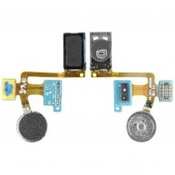 For samsung P6800 Galaxy Tab 7.7 Loud Speaker Flex Cable with Vibrator