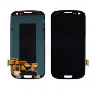 For Samsung Galaxy S 3 III I9300 I535 I747 L710 T999 LCD Assembly with Touch Screen Digitizer - Black